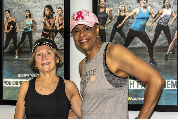 How Jazzercise Helped Me Thrive During Breast Cancer